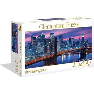 Clementoni High Quality Collection New York 13200 Pieces