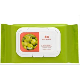 Holika Holika Daily Fresh Olive Cleansing Tissue 60-pack