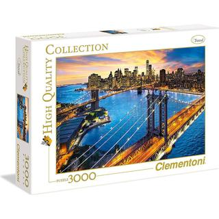 Clementoni High Quality Collection New York 3000 Pieces