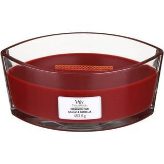 Woodwick Cinnamon Chai Ellipse Scented Candles