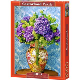 Castorland Bouquet of Hydrangeas 1000 Pieces