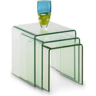 Julian Bowen Amalfi 43cm Nesting Tables