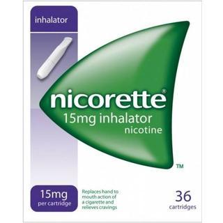 Nicorette 15mg 36pcs