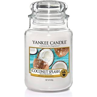 Yankee Candle Coconut Splash Large Scented Candles