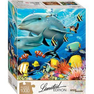 Step Puzzle Underwater World 1000 Pieces