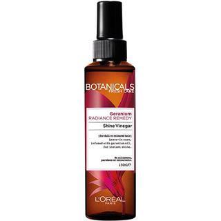 L'Oreal Paris Botanicals Geranium Radiance Remedy Shine Vinegar 150ml