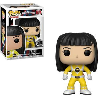 Funko Pop! Television Power Rangers Yellow Ranger Trini