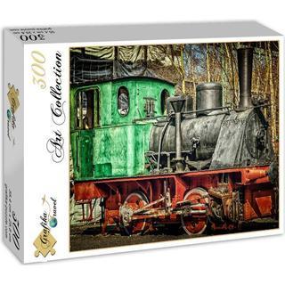 Grafika Locomotive 300 Pieces