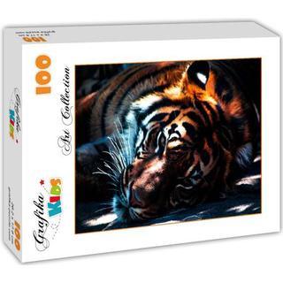 Grafika Tiger 00962 100 Pieces