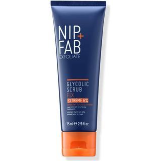 Nip+Fab Glycolic Fix Extreme Scrub 6% 75ml