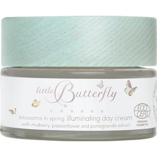 Little Butterfly London Blossoms in Spring Illuminating Day Cream 50ml