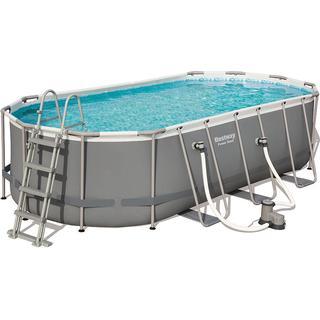 Bestway Power Steel Frame Pool Set 549x274cm
