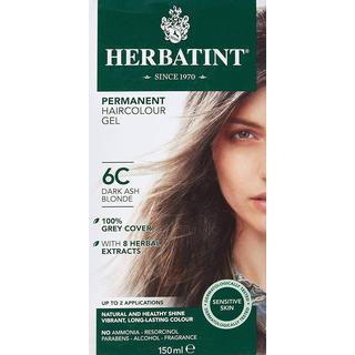Herbatint Permanent Herbal Hair Colour 6C Dark Ash Blonde