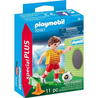 Playmobil Special Plus Soccer Player with Goal 70157