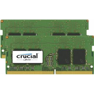 Crucial DDR4 2666MHz 2x4GB (CT2K4G4SFS6266)