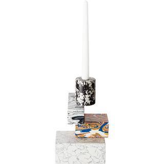 Tom Dixon Swirl 24.5cm Candlestick