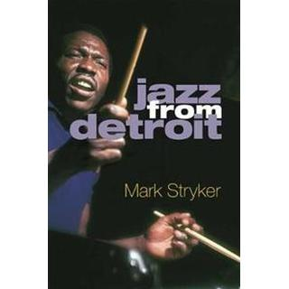 Jazz from Detroit (Hardcover, 2019)