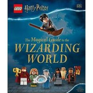 LEGO Harry Potter The Magical Guide to the Wizarding World (Hardcover, 2019)