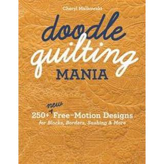 Doodle Quilting Mania (Paperback, 2019)