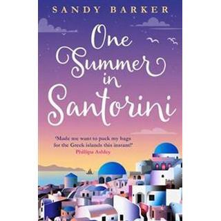 One Summer in Santorini (Paperback, 2019)