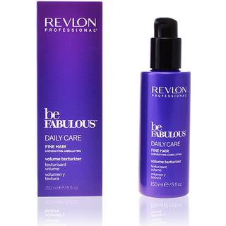 Revlon Be Fabulous Daily Care Fine Hair Volumr Texturizer Conditioner 150ml
