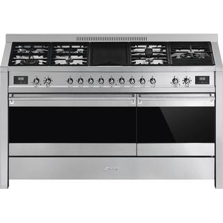 Smeg A5-81 Stainless Steel