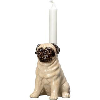 By On Pug 13cm Candlestick