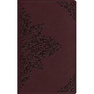ESV Value Thinline Bible (Trutone, Chestnut, Filigree Design)