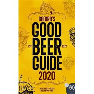 CAMRA's Good Beer Guide 2020 (Paperback, 2019)