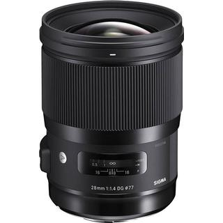Sigma 28mm F1.4 DG HSM Art for Leica L