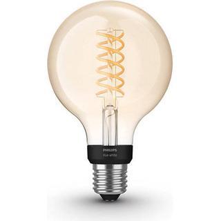 Philips Hue White Filament LED Lamps 7W E27