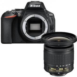 Nikon D5600 + AF-P DX 10-20mm F4.5-5.6G VR