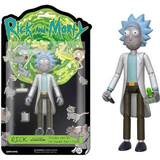 Funko Action Figure Animation Rick & Morty Rick Sanchez