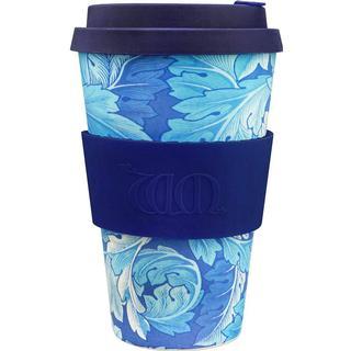 Ecoffee Cup William Morris Acanthus Travel Mug 40 cl