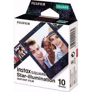 Fujifilm Instax Square Film Star Illumination 10 pack