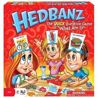 Spin Master Hedbanz for Children