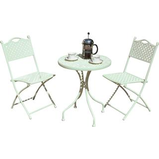 Rowlinson Havana Lattice Bistro Café Group, 1 Table inkcl. 2 Chairs