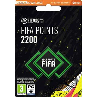 Electronic Arts FIFA 20 - 2200 Points - PC