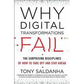 Why Digital Transformations Fail (Hardcover, 2019)
