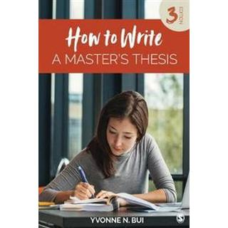 How to Write a Master's Thesis (Paperback, 2019)