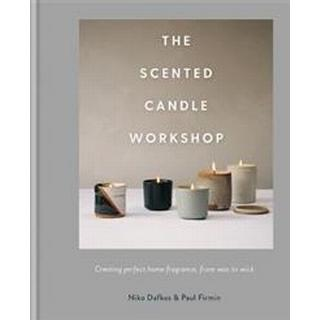 The Scented Candle Workshop (Hardcover, 2019)