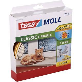 TESA Tesamoll E-Profile 25m White