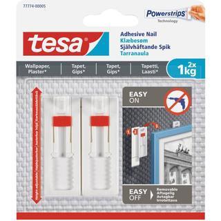TESA Adhesive Nail 1kg 2-pack Picture hook