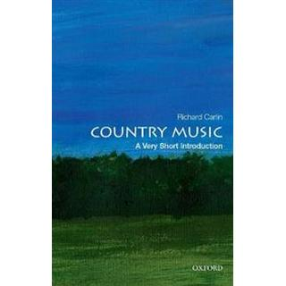 Country Music: A Very Short Introduction (Paperback, 2020)