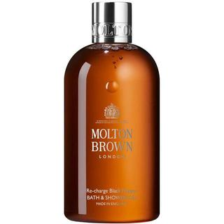 Molton Brown Re-Charge Bath & Shower Gel Black Pepper 300ml