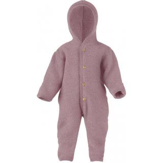 Engel Wool Fleece Full Suit - Rosewood Melange