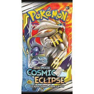 Pokémon Sun & Moon 12 Cosmic Eclipse Booster Package