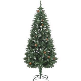 vidaXL 284318 Christmas tree Christmas decorations