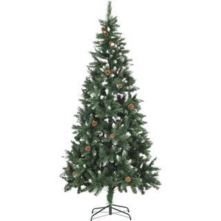 vidaXL 284319 Christmas tree Christmas decorations