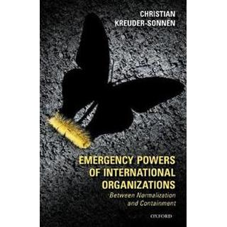 Emergency Powers of International Organizations (Hardcover, 2019)